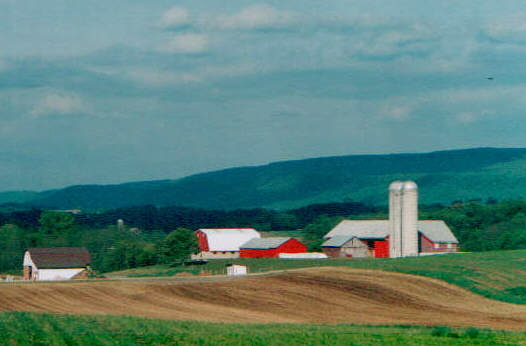 farm on Paradise Road, Millheim, PA