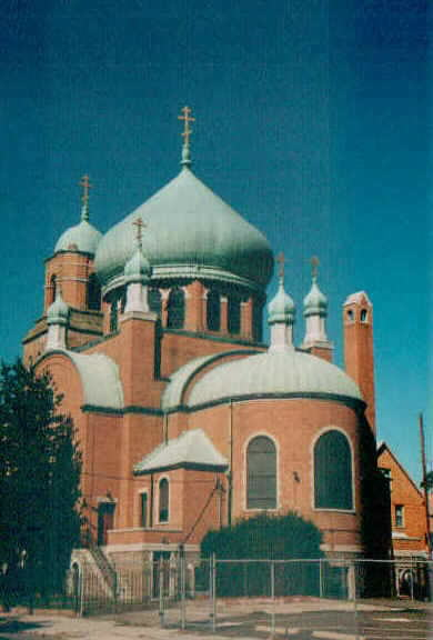 Orthodox church, Bridgeport, CT